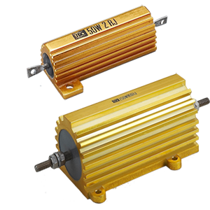 Aluminum Housed Power Resistors