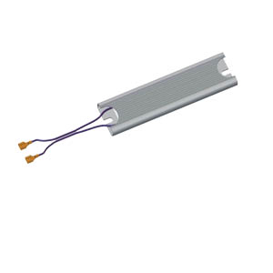 Super Thin Aluminum Housed Resistors